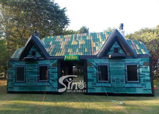 Customized Inflatable Pub Tent Commercial For Outdoor Party