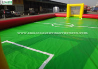 Chine Terrain de football gonflable de savon pour des sports en plein air d'adultes ou d'enfants usine
